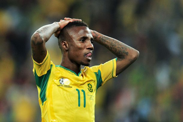 Teko Modise: It will be a match to remember