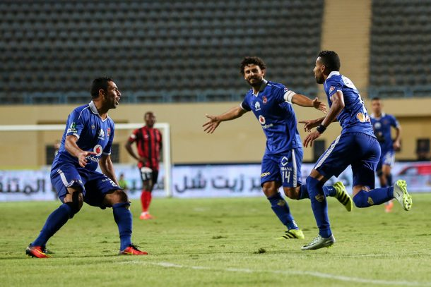 Al Ahly announce squad to face Tala'a El-Geish