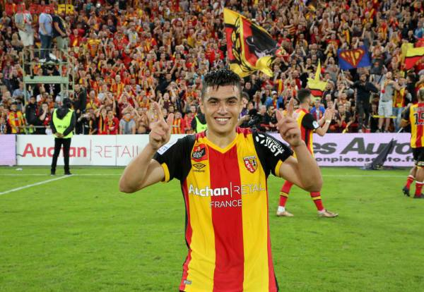RC Lens' Karim Hafez handed one-match suspension