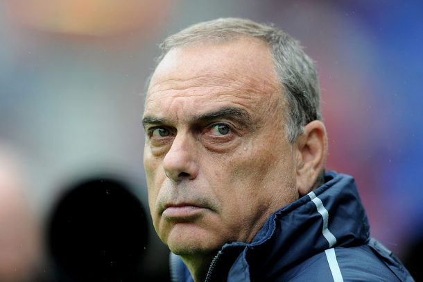 Avram Grant: The team's security is great