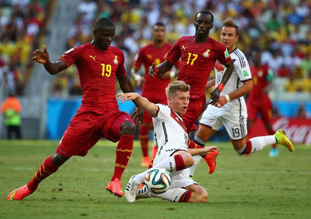 Mensah: It's very tough to qualify for the World Cup