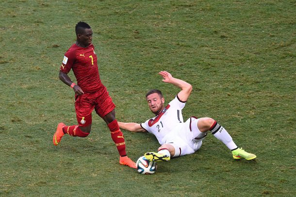 Atsu remains optimistic about Ghana's World Cup chances