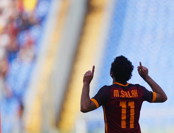 Mohamed Salah CAF Player of the Year