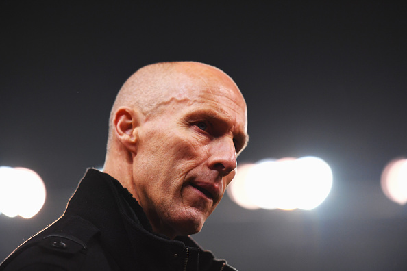 Bob Bradley gives his verdict on Egypt defeat against Uruguay