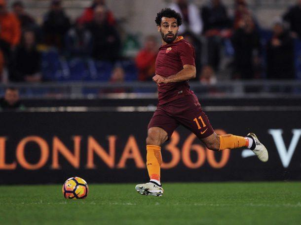 Salah features in Roma's away defeat against Atalanta