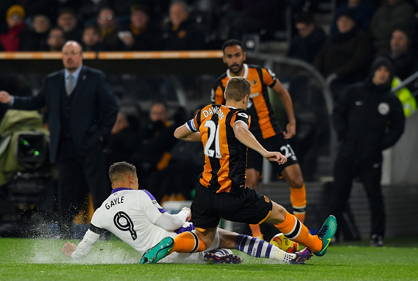 Ahmed Elmohamady Hull City EFL Cup