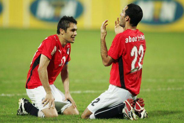 Ahmed Hassan & Treika
