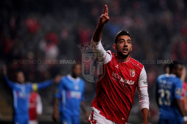 Ahmed Hassan picks up injury in Sporting Braga win