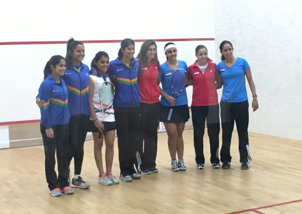 SQUASH: Egypt beat India in Women's World Team Championships