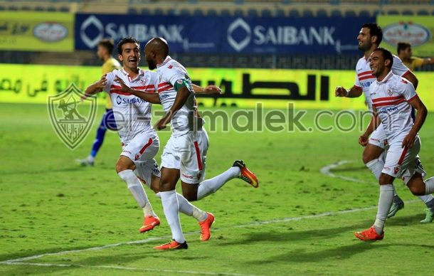 VIDEO: Zamalek edge Petrojet through own goal