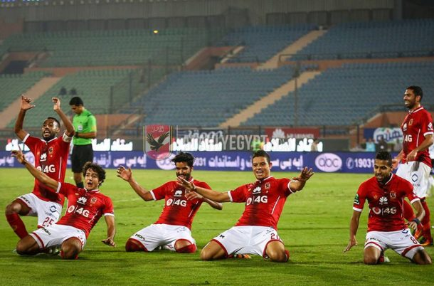 Al Ahly's winning