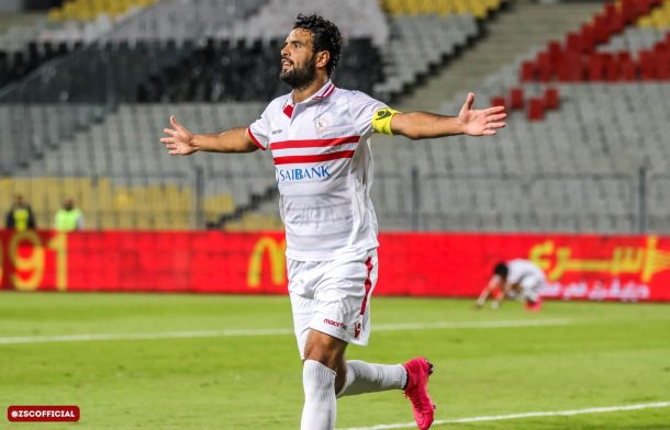 Former Zamalek forward Ahmed Gaafar joins El-Gaish on free transfer