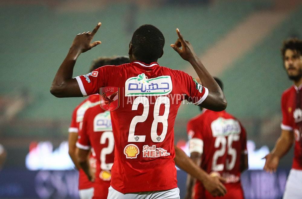 Junior Ajayi Al Ahly Nigeria