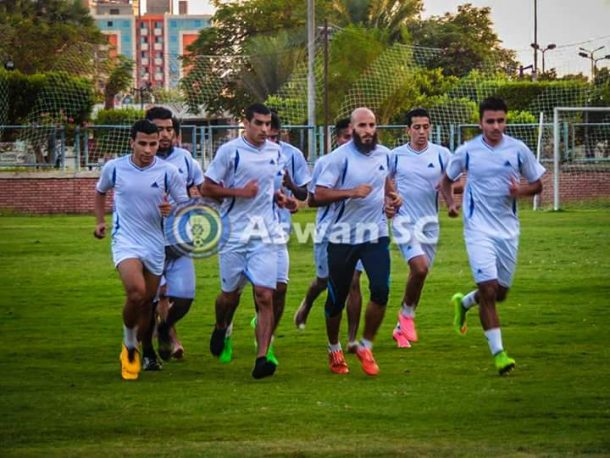 Aswan SC withdraw decision to forfeit Egypt Cup