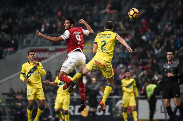 Koka features as Sporting Braga see off Paços de Ferreira