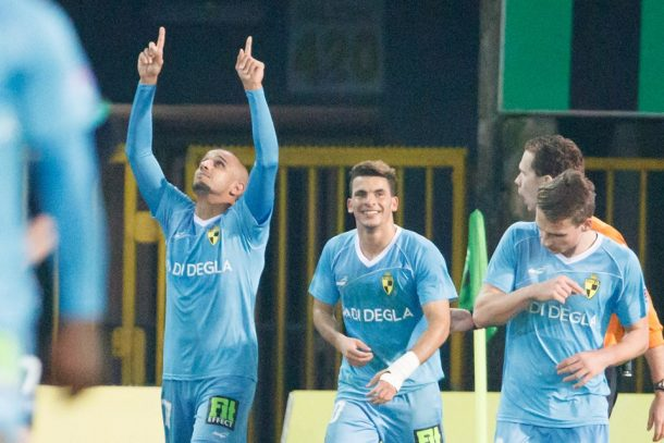 El-Gabbas scores late winner for Lierse against Cercle Brugge