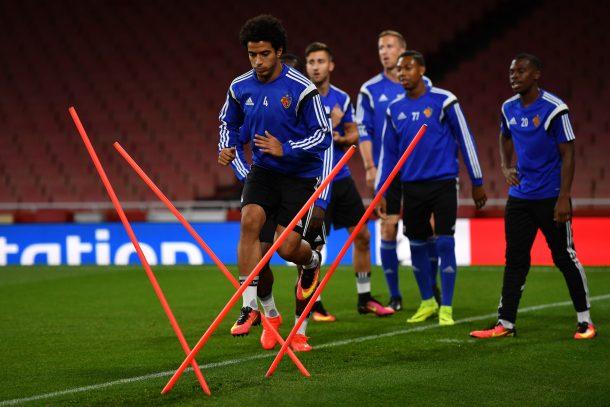 Omar Gaber training
