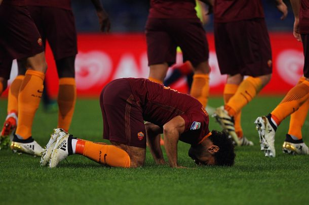 Baldissoni: We have no intention to replace Mohamed Salah
