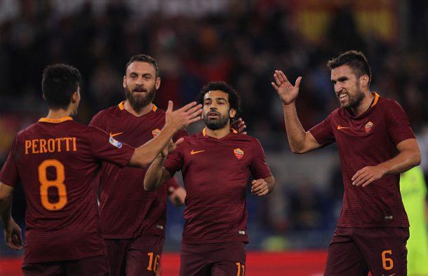 Spalletti speaks about Mohamed Salah's absence
