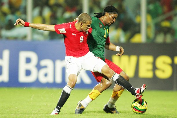 Rigobert Song: How could a man built physically like me get there
