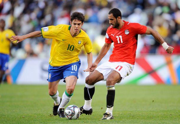 Former Al Ahly player Mohamed Shawky