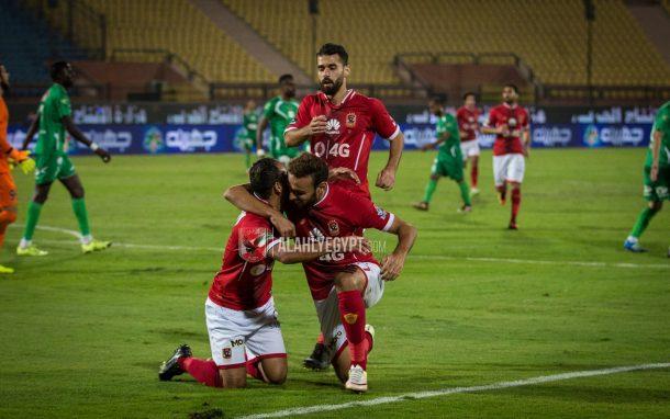 Al Ahly leaders