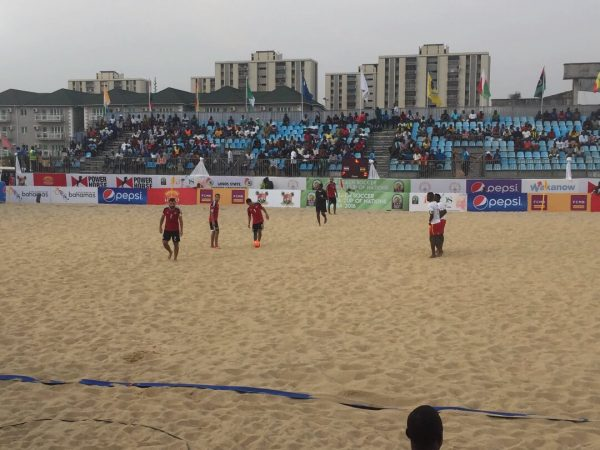 Africa Beach Soccer Cup of Nations