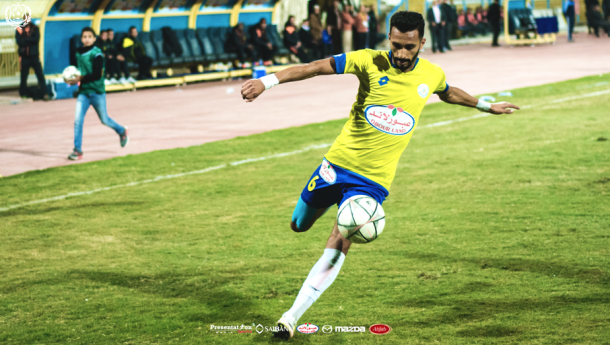 Mahmoud Metwally scores as Ismaily draw with Arab Contractors