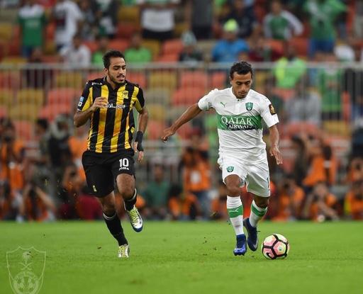 Kahraba strikes against Al Ahli as Ittihad advance to cup final