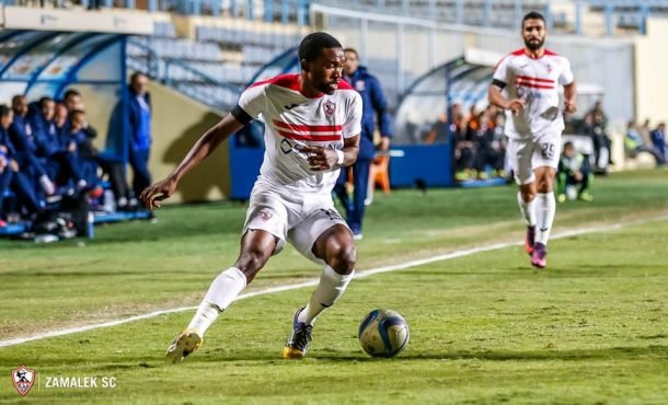 Moruf Yusuf will not sign new Zamalek contract