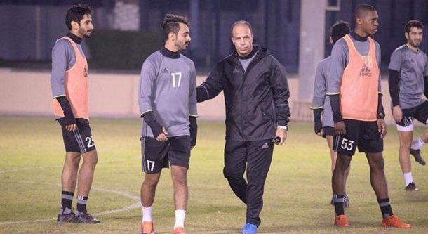 Mahmoud Gabr coach Umm Salal