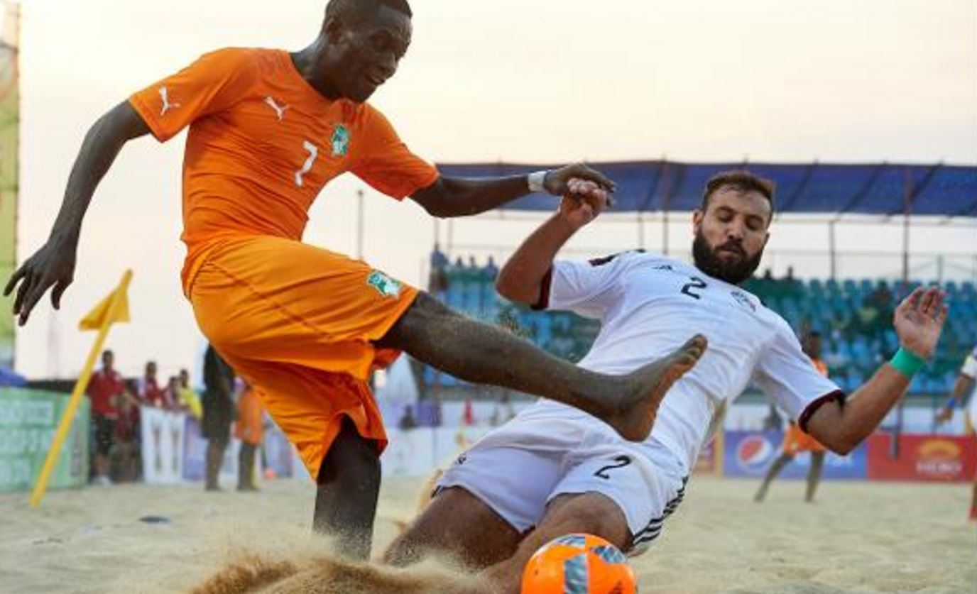 Egypt Beach Soccer