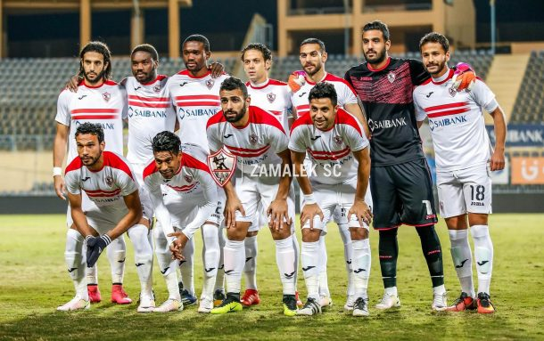 Zamalek announce squad for Egyptian Super Cup