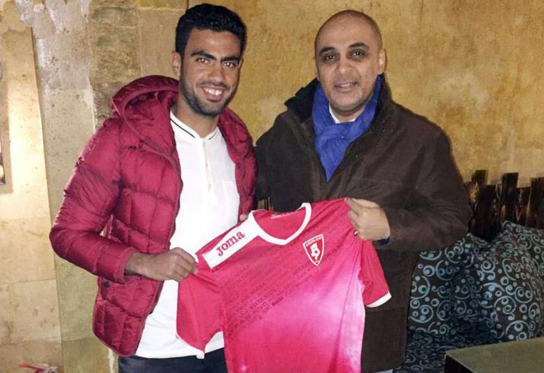 Ahmed Magdy Al-Wehda