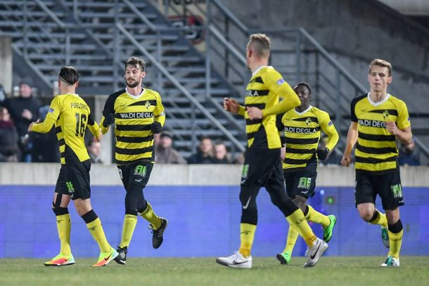 Mouscron and Lierse learn their opponents in Europa League playoffs