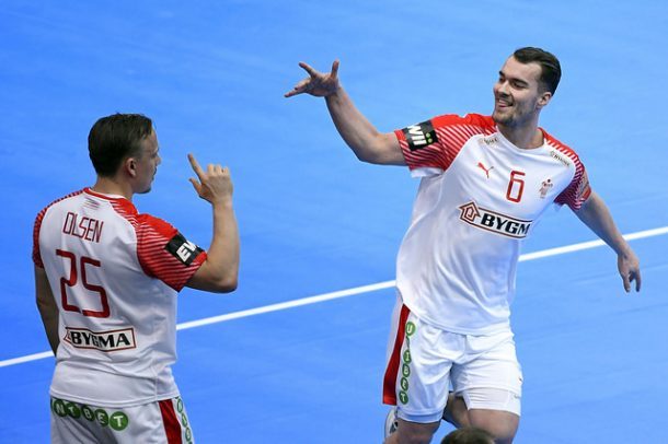 Egypt lost to denmark handball