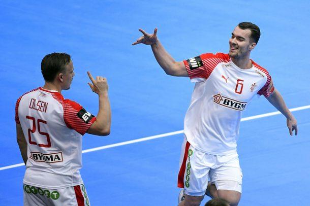 Egypt lost to denmark handball