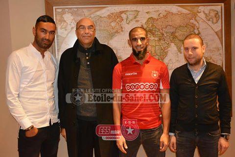 Hameur Bouazza joins Tunisia's Étoile du Sahel