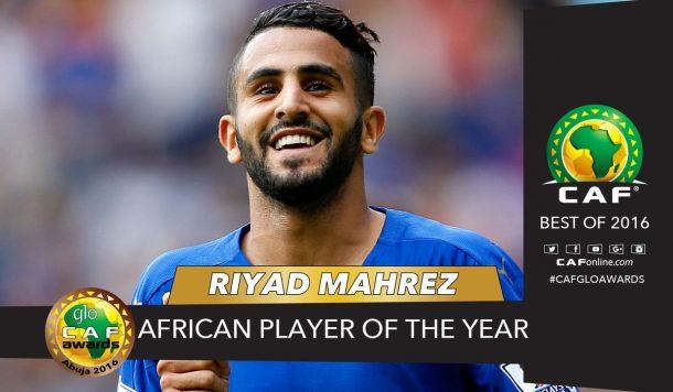 Mamelodi Sundowns win big at the 2016 CAF awards