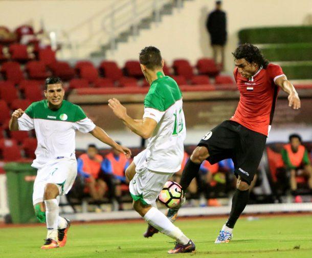 VIDEO: Egypt's locals national team defeat Benin