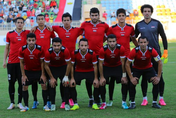 Egypt finishes 4th in World Military Cup after loss to Syria
