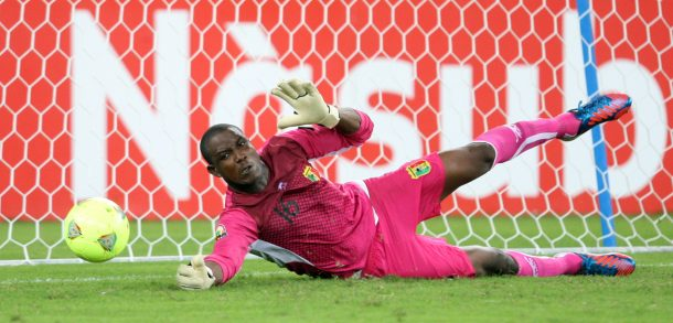 Soumbeyla Diakite Mali Goalkeeper