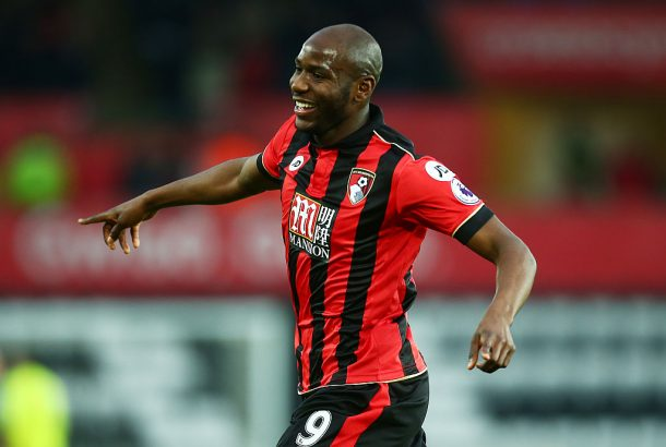 Afobe turns down Congo to stay with Bournemouth