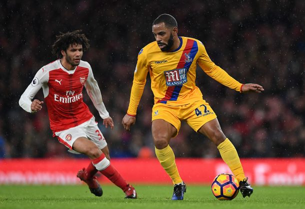 Elneny starts in Arsenal's 2-0 win over Crystal Palace