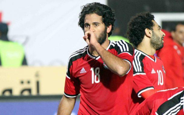 Marwan Mohsen suffers anterior cruciate ligament tear