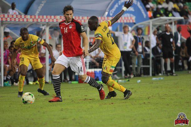 Egypt vs Mali