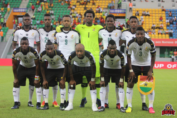 Ghana Technical Director: It's really difficult to qualify ahead of Egypt