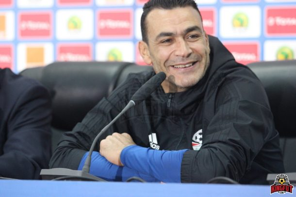 Essam El-Hadary: Every player has only one aim: the title