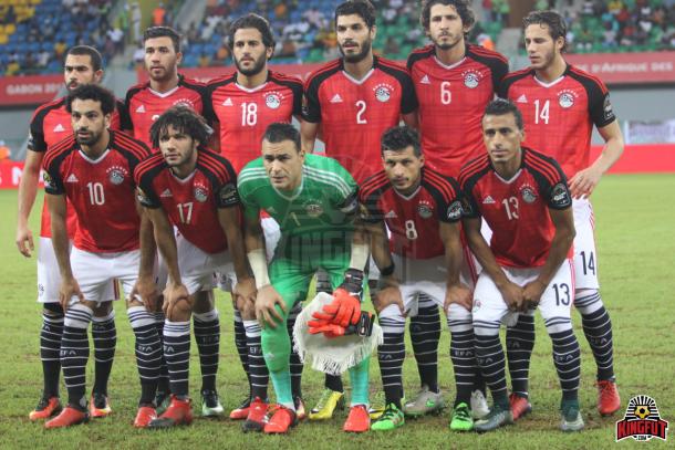 Ghana Egypt Morocco Cameroon