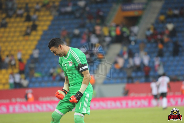 El-Hadary: I don't care about any personal records